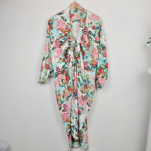 VTG kimono robe